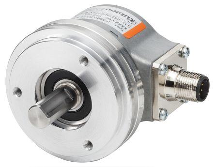 Kubler Incremental Encoder  8.5000.B157.5000 5000 ppr 12000rpm Solid 10 → 30 V dc