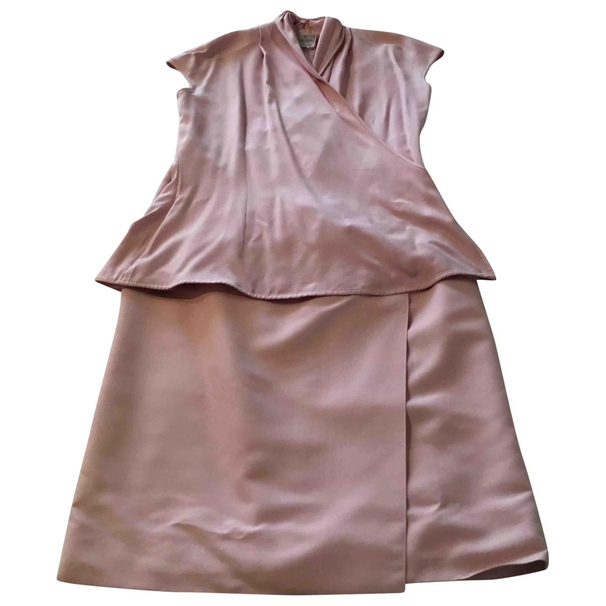 Valentino Garavani - Jupe   pour femme - rose