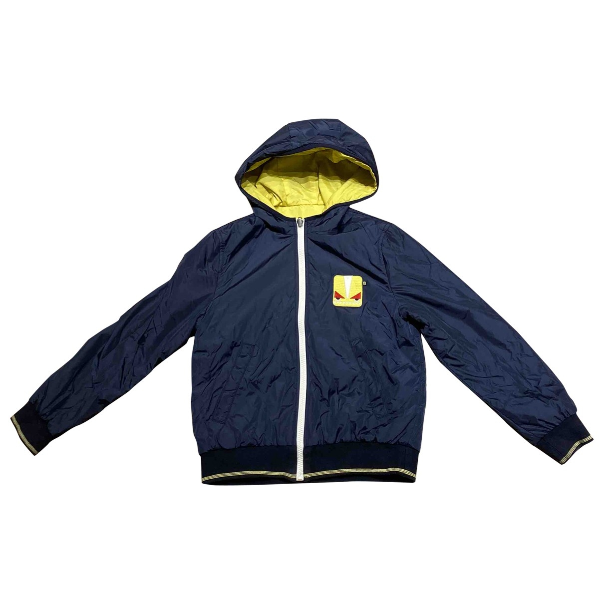 Fendi \N Blue jacket & coat for Kids 10 years - up to 142cm FR