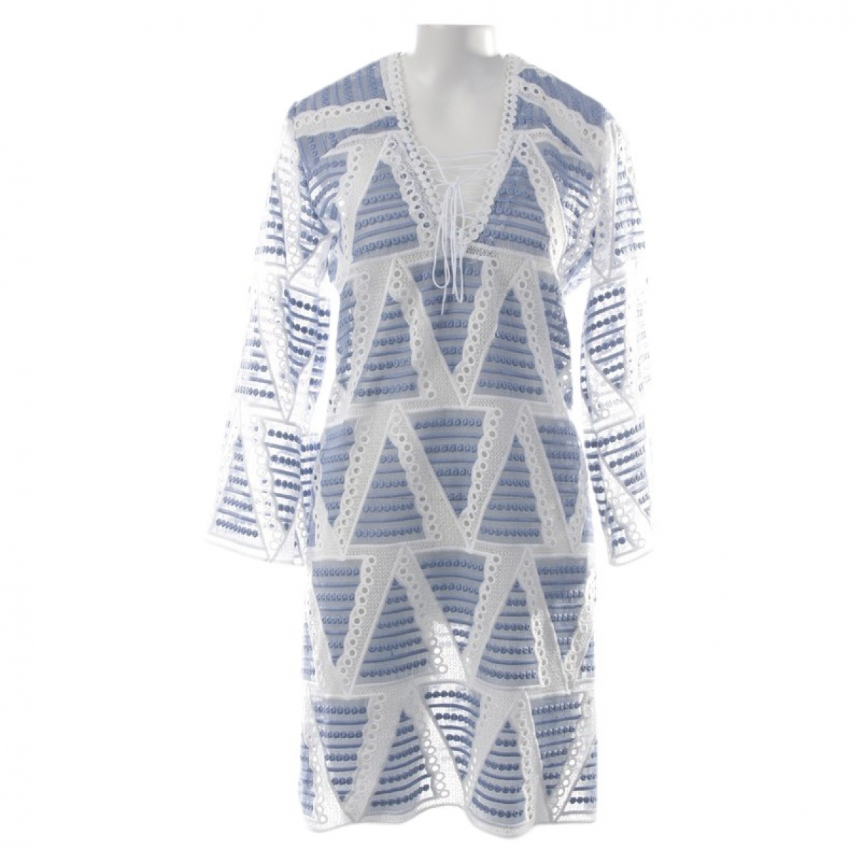 Valerie Khalfon - Robe   pour femme - bleu