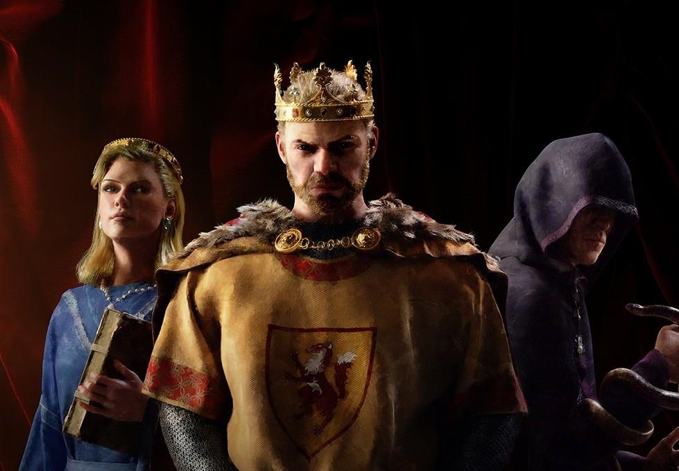 Crusader Kings III Royal Edition RU Steam CD Key