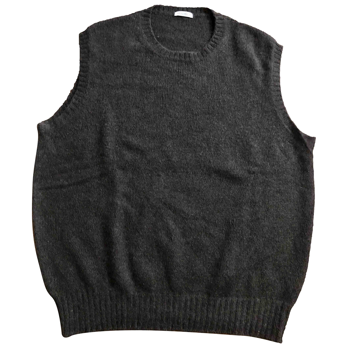 Malo \N Blue Cashmere Knitwear & Sweatshirts for Men 50 IT