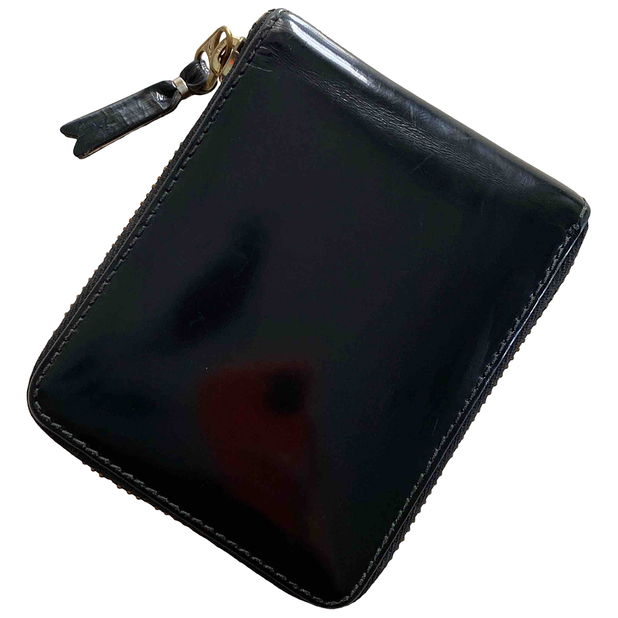 Comme Des Garcons N Black Leather Small bag, wallet & cases for Men N