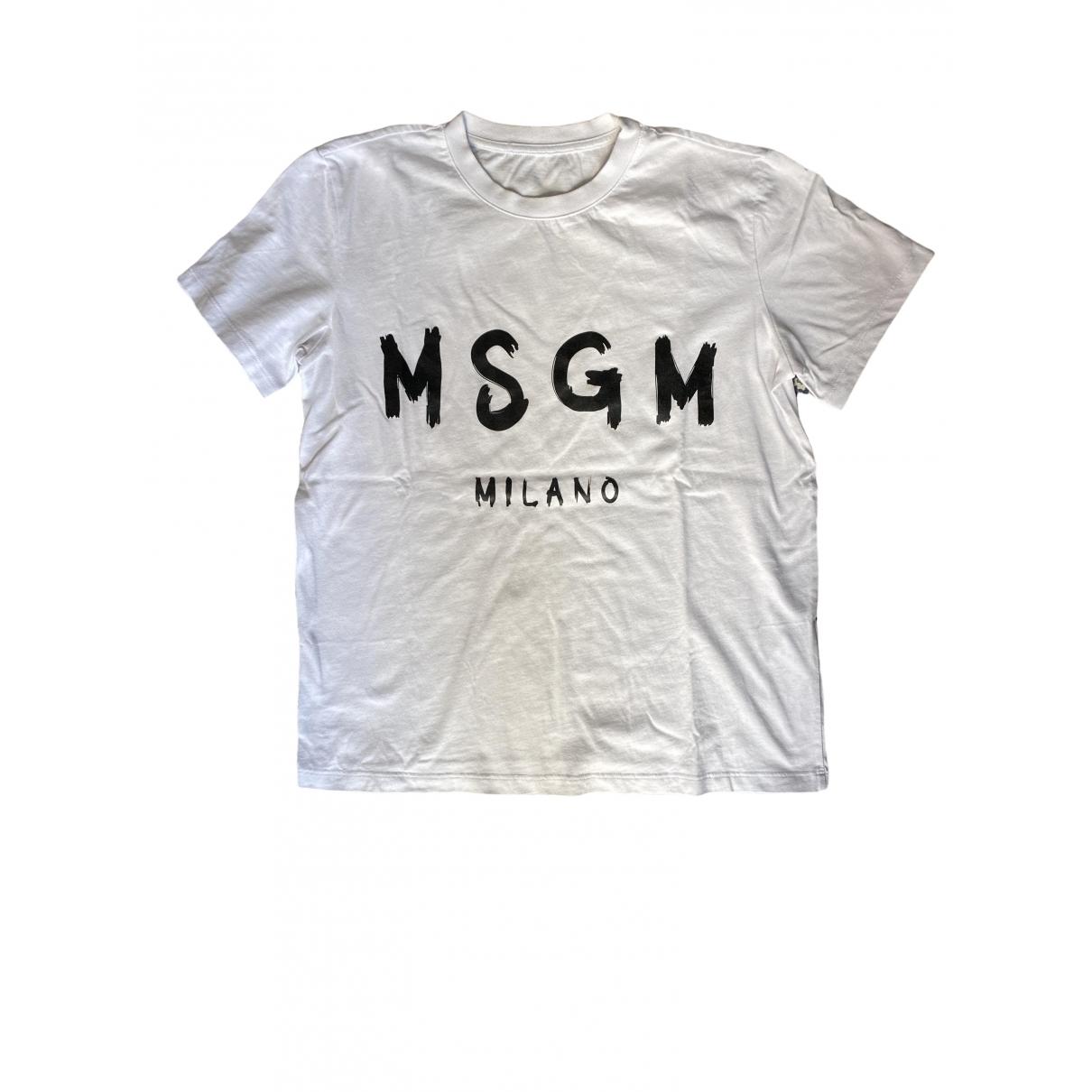 Camiseta Msgm