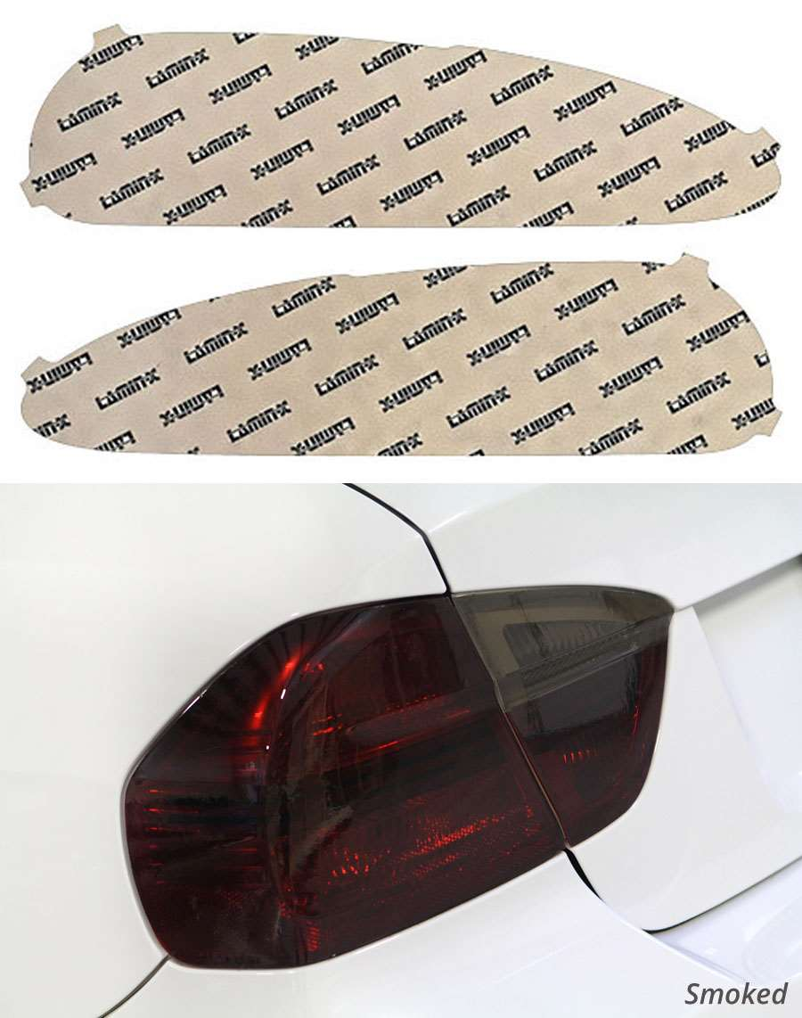 Chevrolet Camaro 93-02 Smoked Tail Light Covers Lamin-X CH225-1S