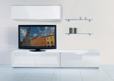 VGMUMO-USA2-BI Modrest Modena - MO-USA2 White Made in Italy TV Entertainment