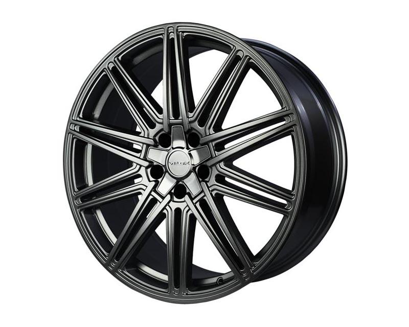 Velox Wheels 536622 Mantra Wheel 18x8 5x1050/1100 40 SLGLSA Euro Silver
