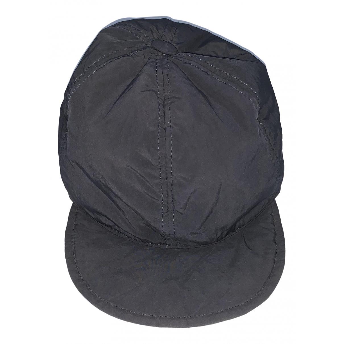 Lanvin \N Navy hat & pull on hat for Men 58 cm