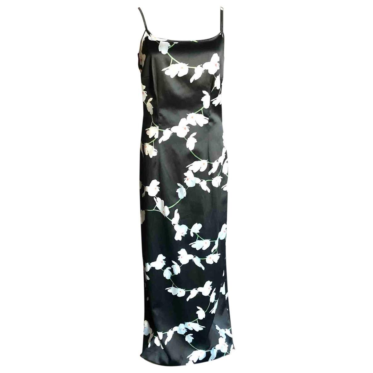 Maxi vestido Gianni Versace