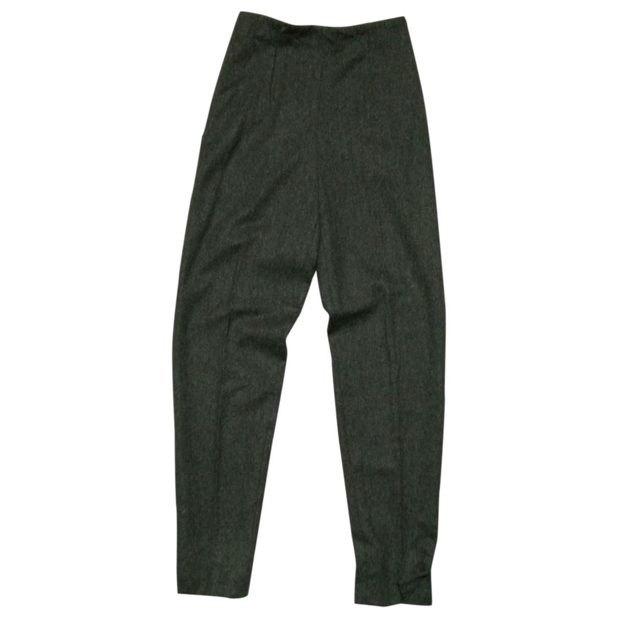 Pantalon de traje de Lana Fendi