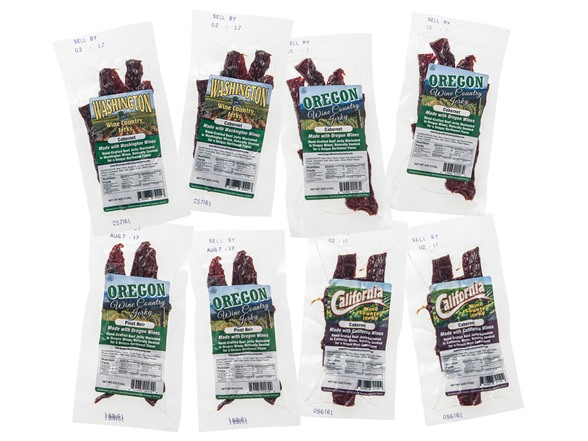 Northwest Bierhaus & Wine Country Jerky