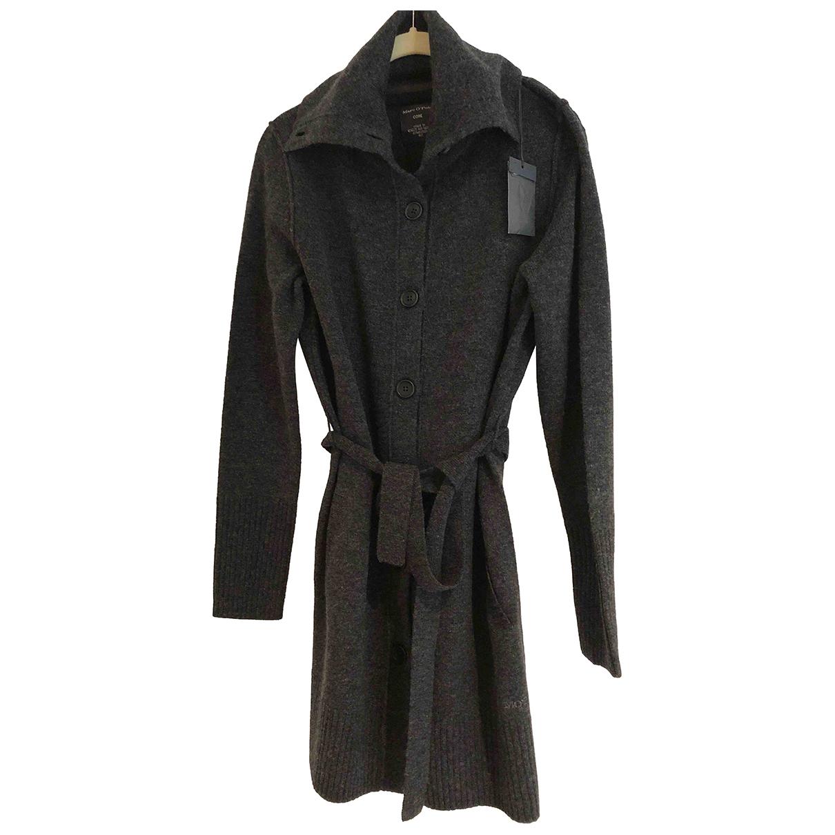 Autre Marque N Grey Wool Knitwear for Women 8 UK