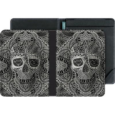 tolino vision eBook Reader Huelle - Lace Skull von Ali Gulec