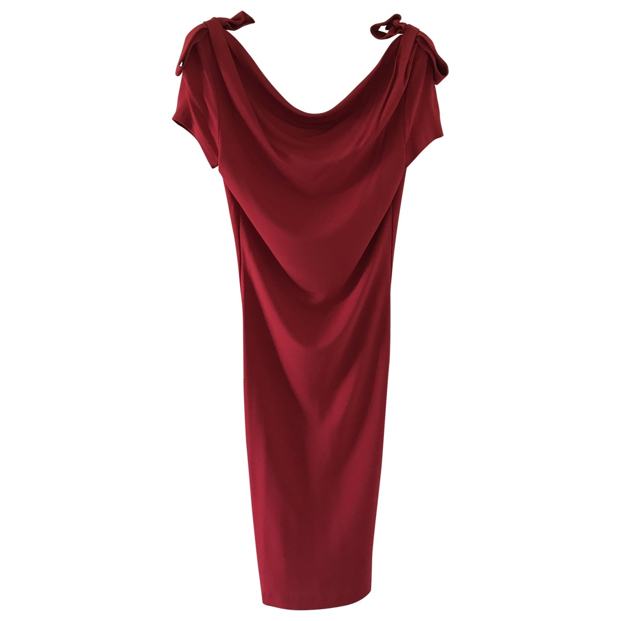Dsquared2 \N Red dress for Women L International