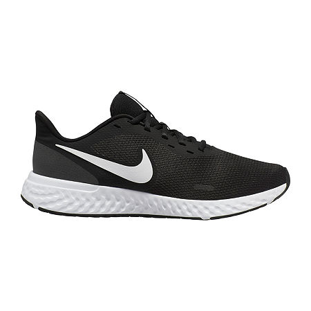Nike Revolution 5 Mens Running Shoes, 11 1/2 Medium, Black