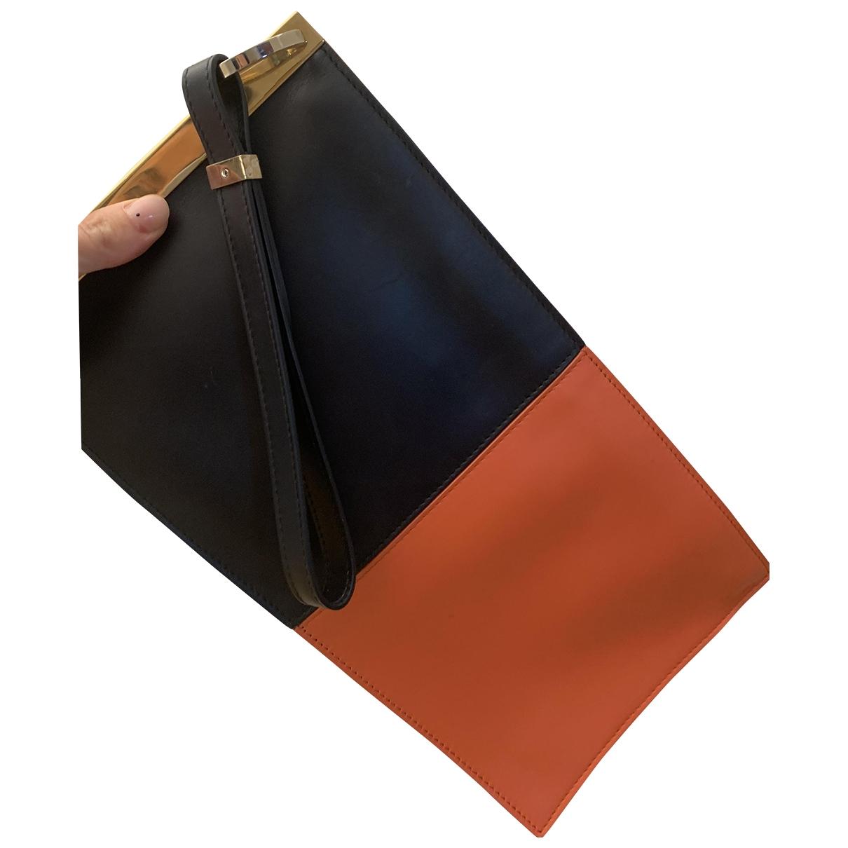 Pochette de Cuero Balenciaga