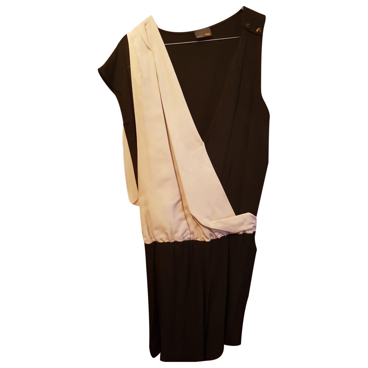 Fendi - Combinaison   pour femme en coton - noir