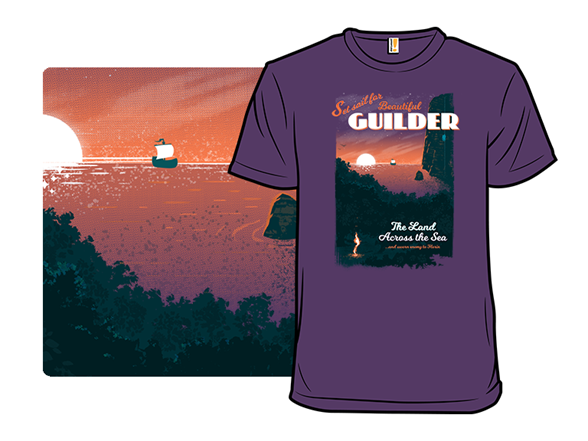 The Land Across The Sea T Shirt