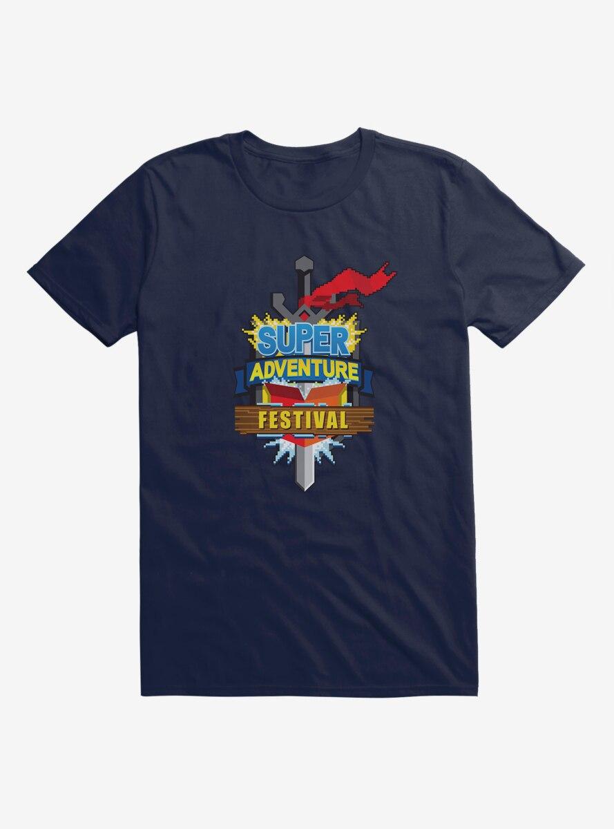 Guild Wars 2 Super Adventure Festival T-Shirt