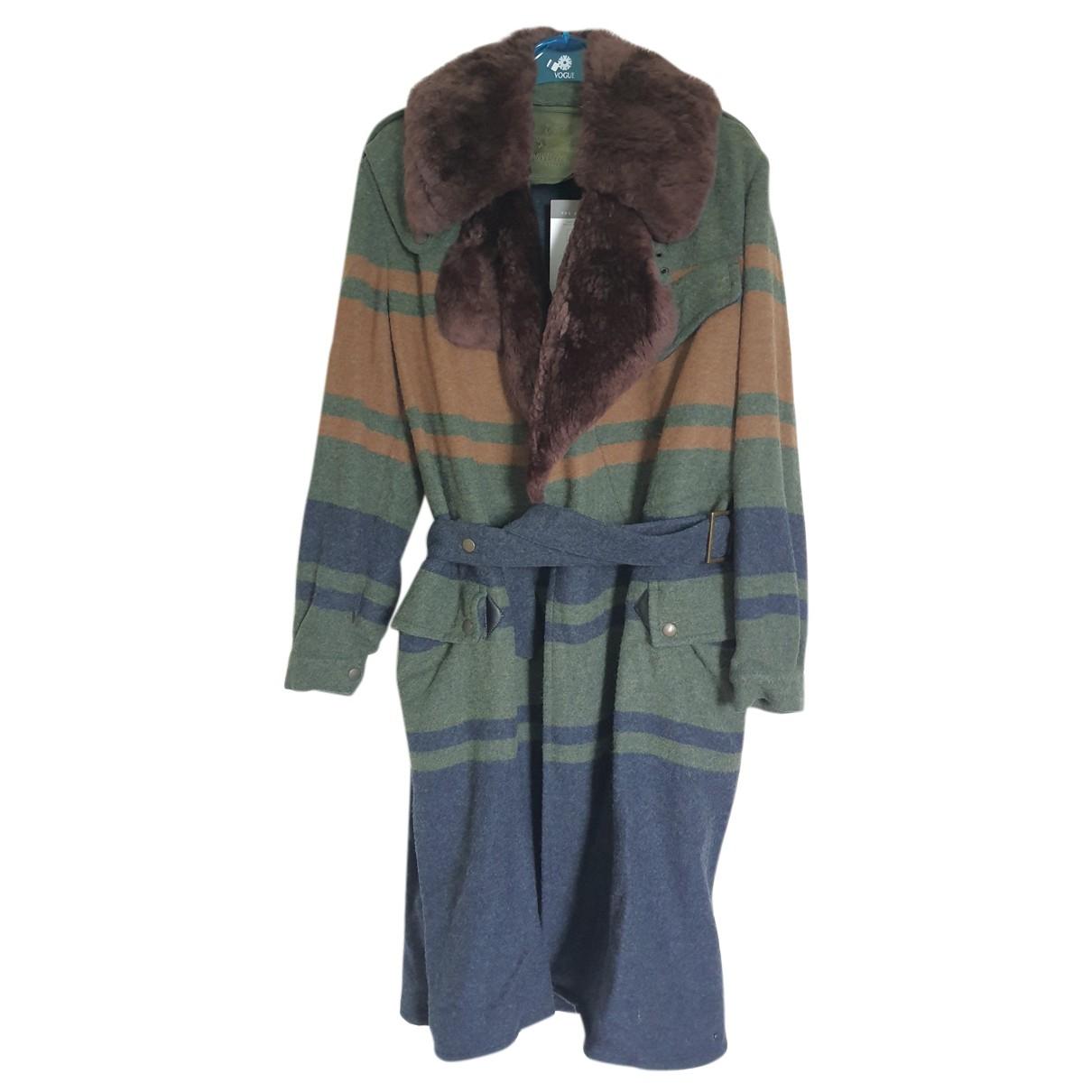 Mr & Mrs Italy - Manteau   pour homme en laine