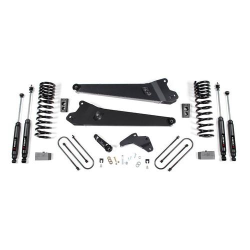 RBP 4.5in. Suspension Lift Kit System Dodge 3500 4WD 13-18