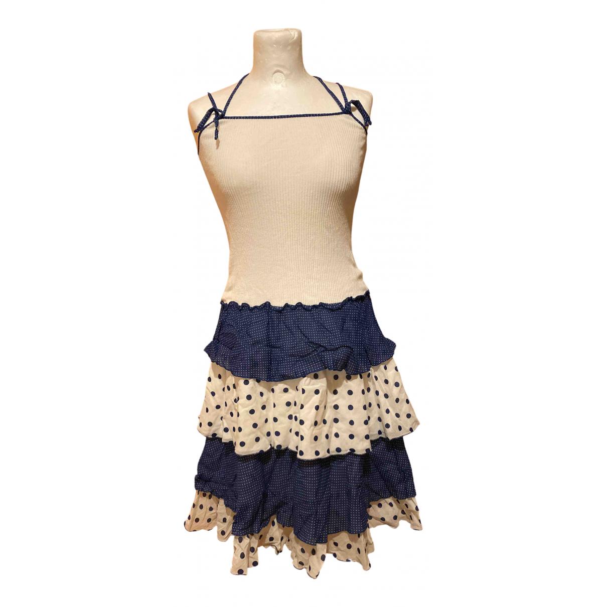 La Perla \N Kleid in  Bunt Baumwolle
