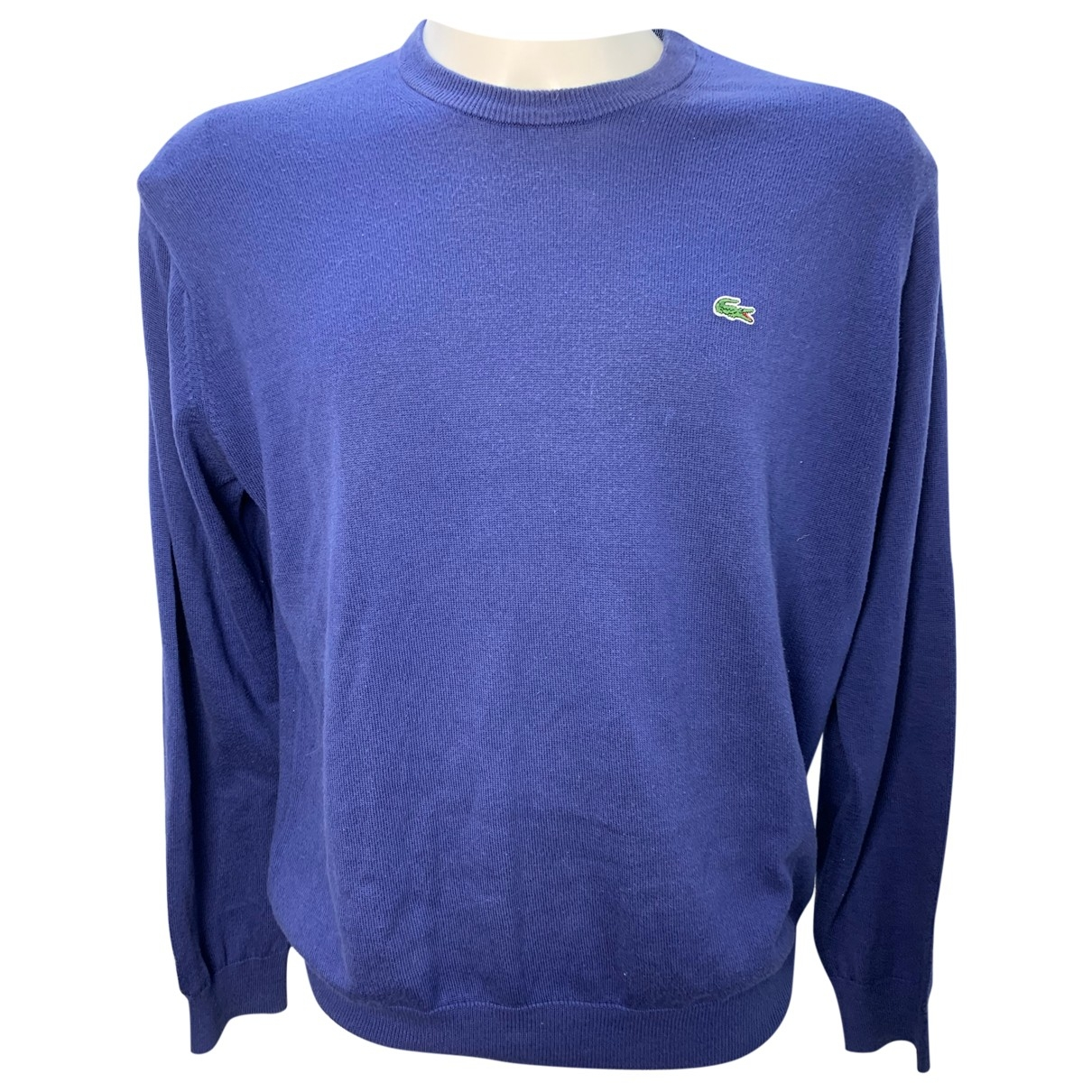 Lacoste \N Blue Cotton Knitwear & Sweatshirts for Men 5 0 - 6