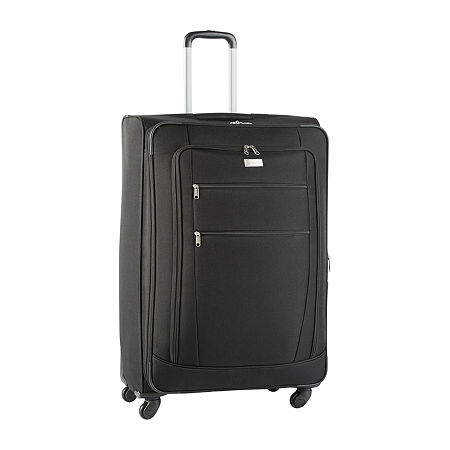 Protocol Centennial 3.0 30 Inch Spinner Luggage, One Size , Black