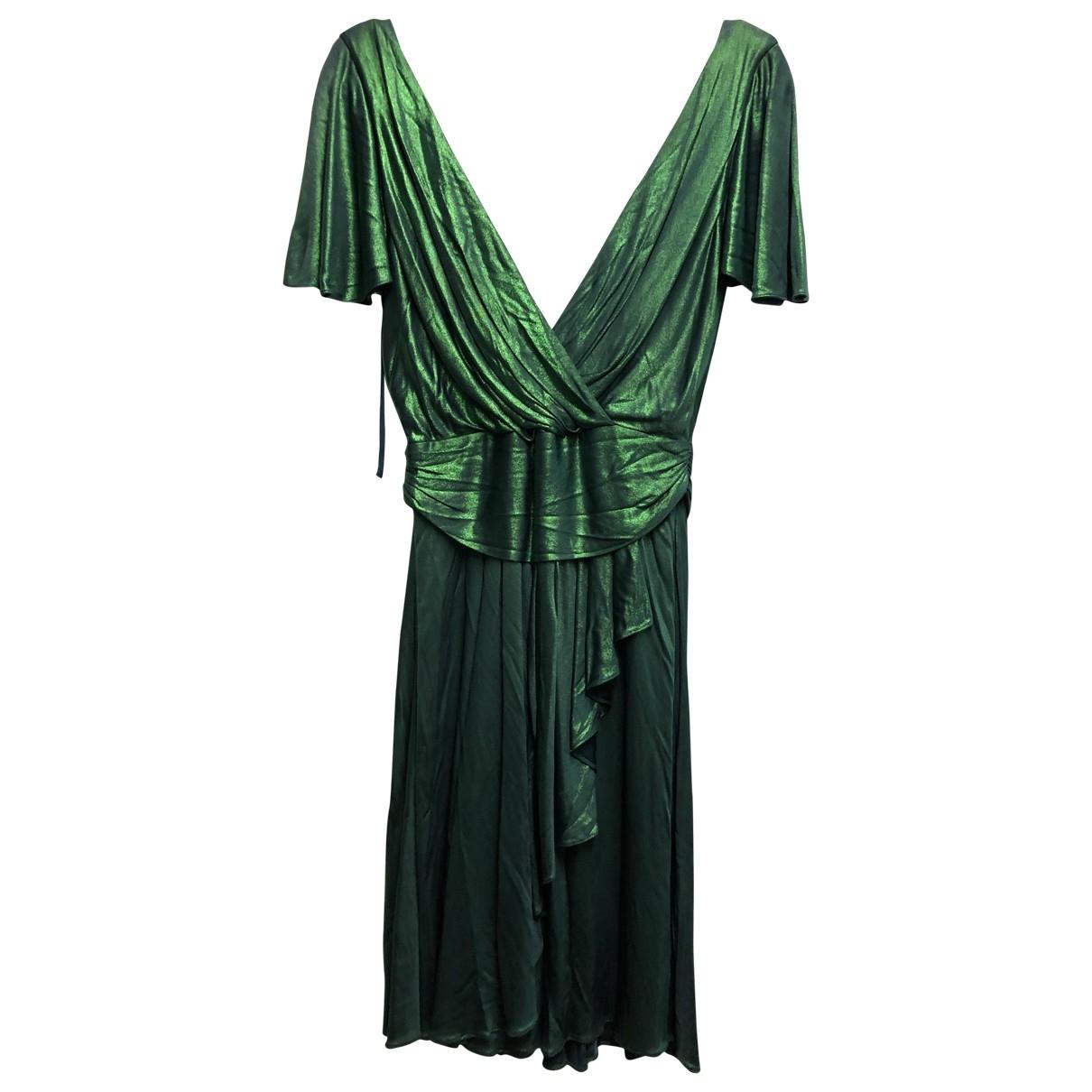 Temperley London \N Green dress for Women 8 UK