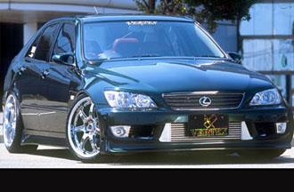 Vertex VER-SXE/GXE10-AF Aero Fenders Lexus IS300 98-05