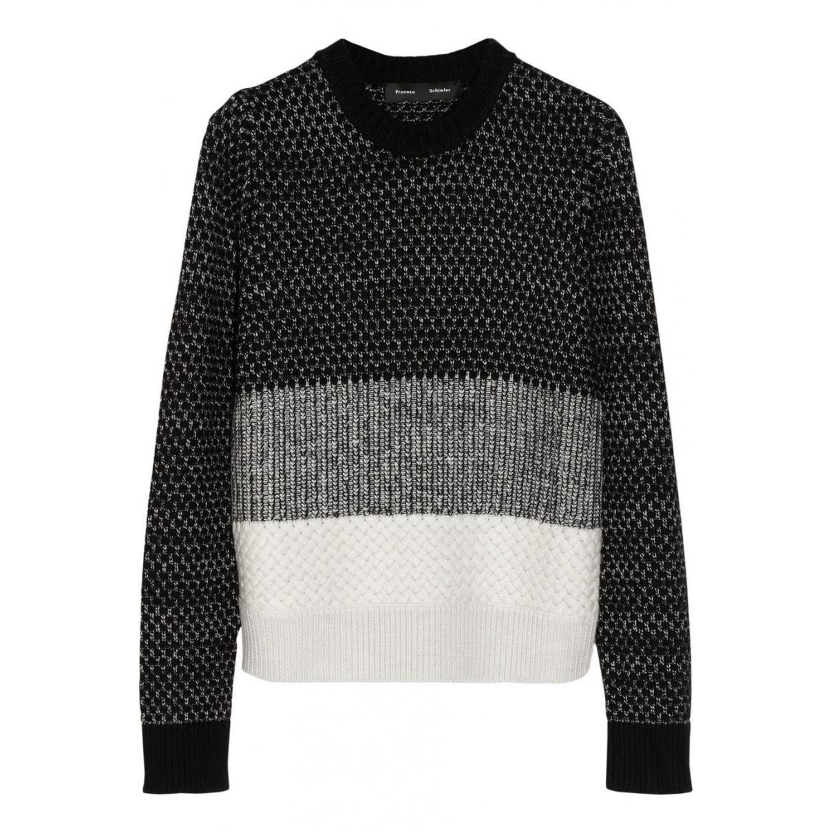 Proenza Schouler \N Black Wool Knitwear for Women M International