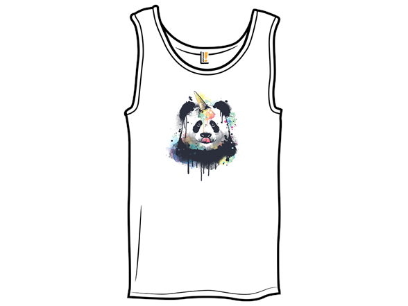 Ice Cream Pandacorn T Shirt