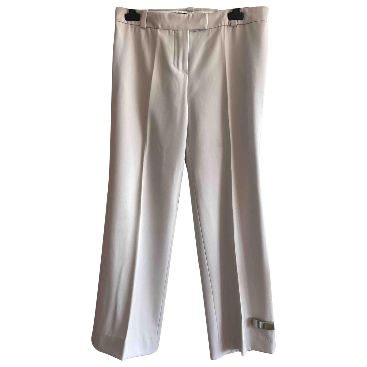 Chloé \N Wool Trousers for Women 42 FR
