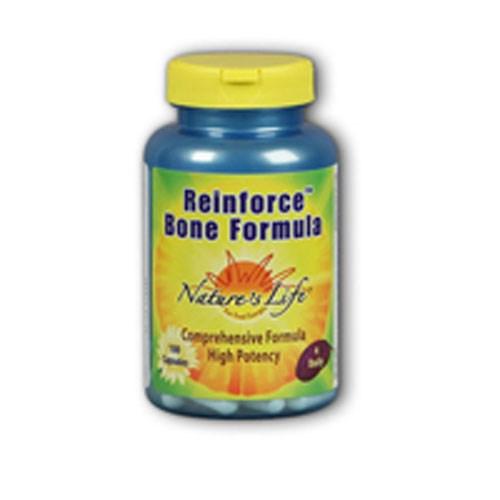 Reinforce Bone Formula 100 caps by Nature's Life
