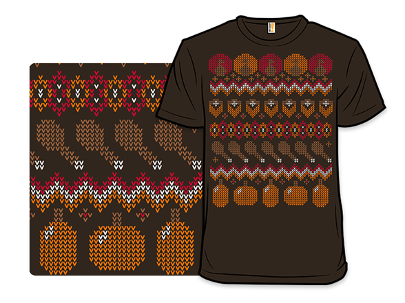Ugly Thanksgiving Sweater 2014 T Shirt