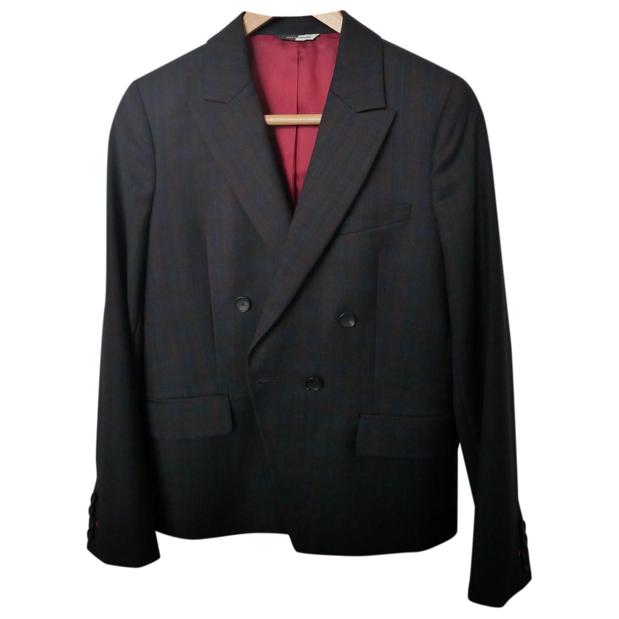 Paul Smith N Multicolour Wool jacket for Women 42 IT