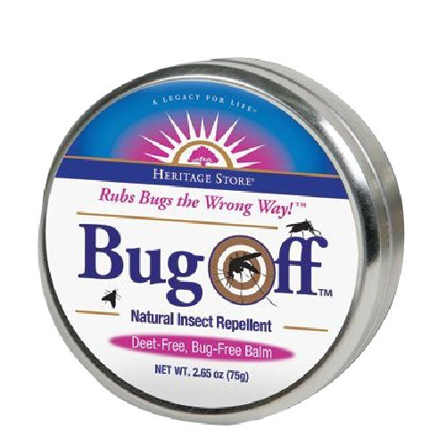 Bug Off Bug Balm 2.65 Oz by Heritage Store