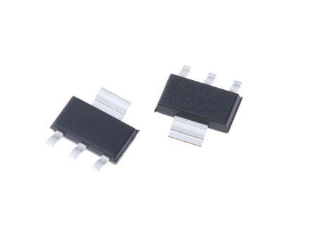 Infineon N-Channel MOSFET, 350 mA, 240 V Depletion, 3 + Tab-Pin SOT-223  BSP129H6327XTSA1 (5)