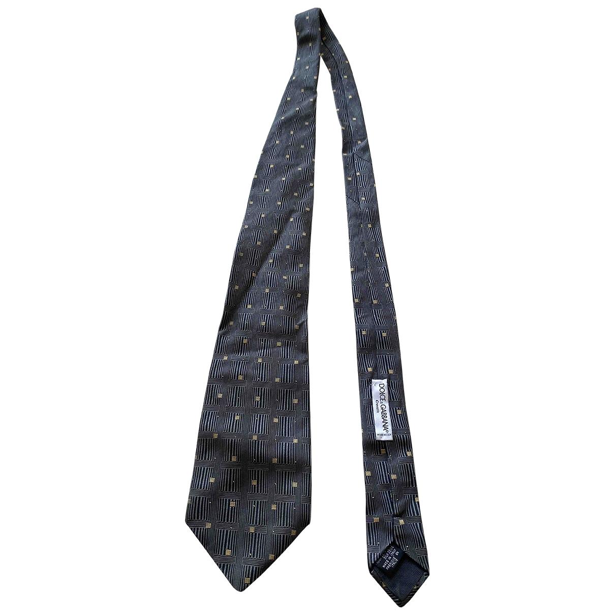Dolce & Gabbana \N Silk Ties for Men \N