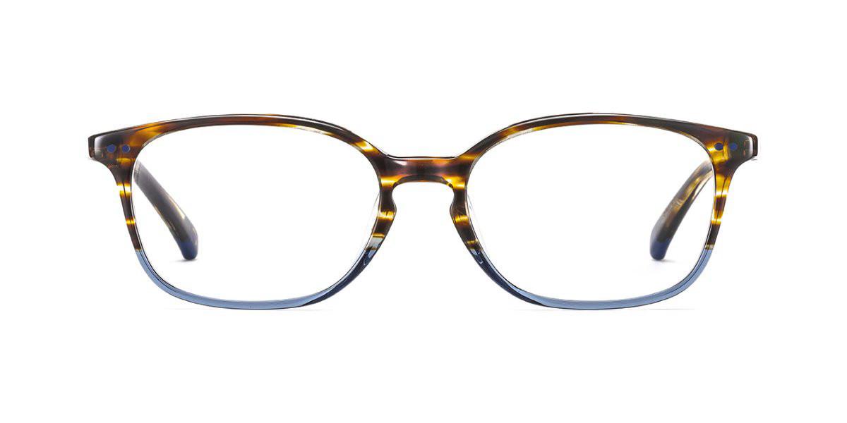 Etnia Barcelona KAY HVBL Men's Glasses Tortoise Size 47 - Free Lenses - HSA/FSA Insurance - Blue Light Block Available