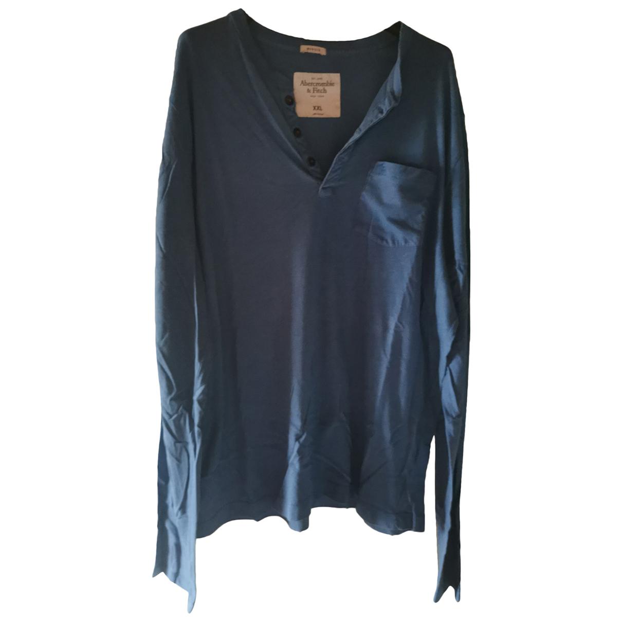 Abercrombie & Fitch - Tee shirts   pour homme en coton