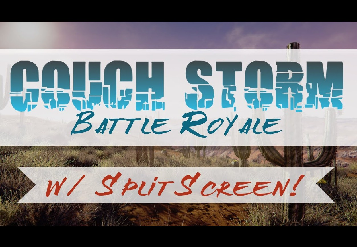 Couch Storm: Battle Royale Steam CD Key