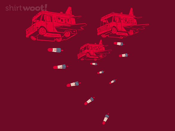 Suburban Blitzkrieg T Shirt