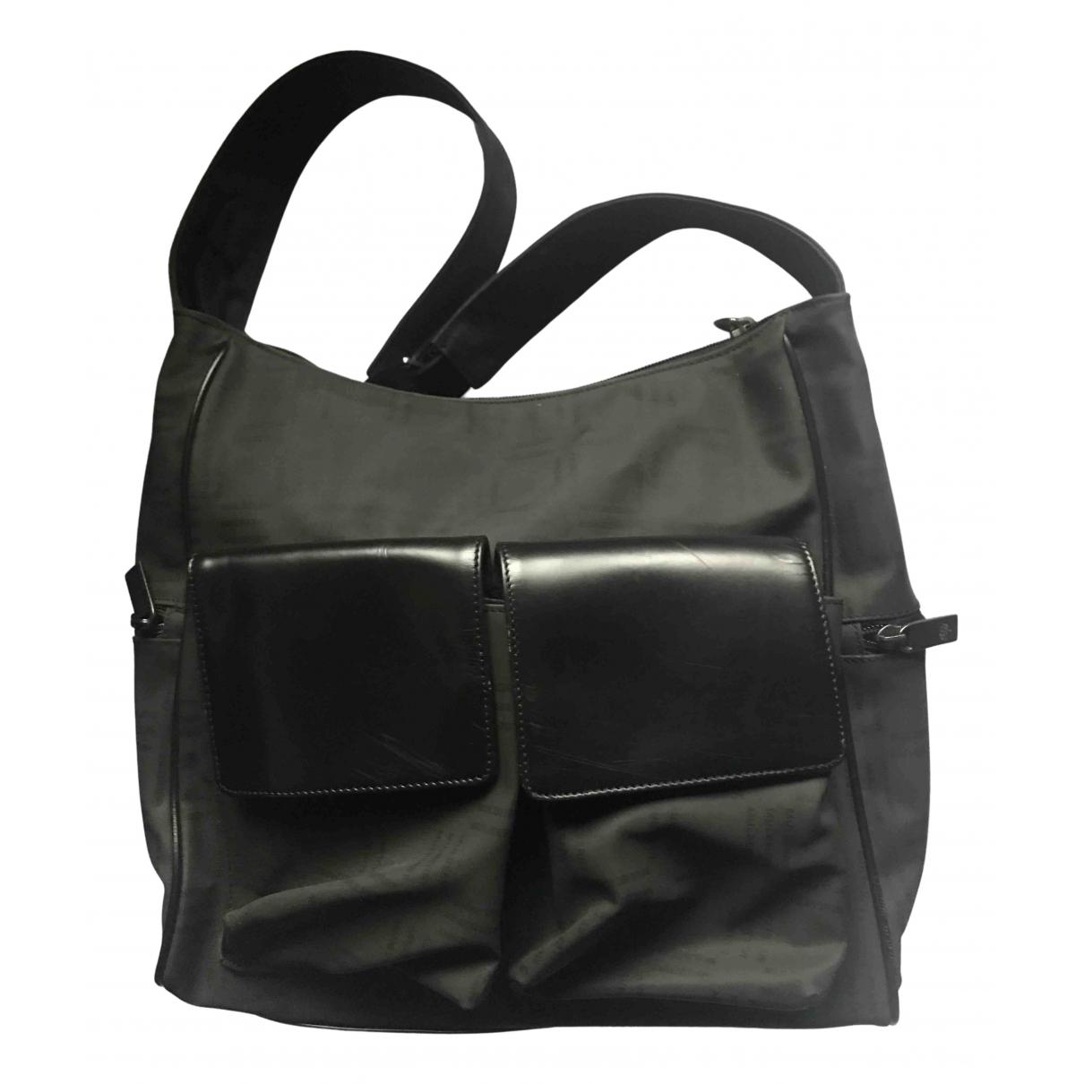 Mulberry \N Handtasche in  Grau Kunststoff