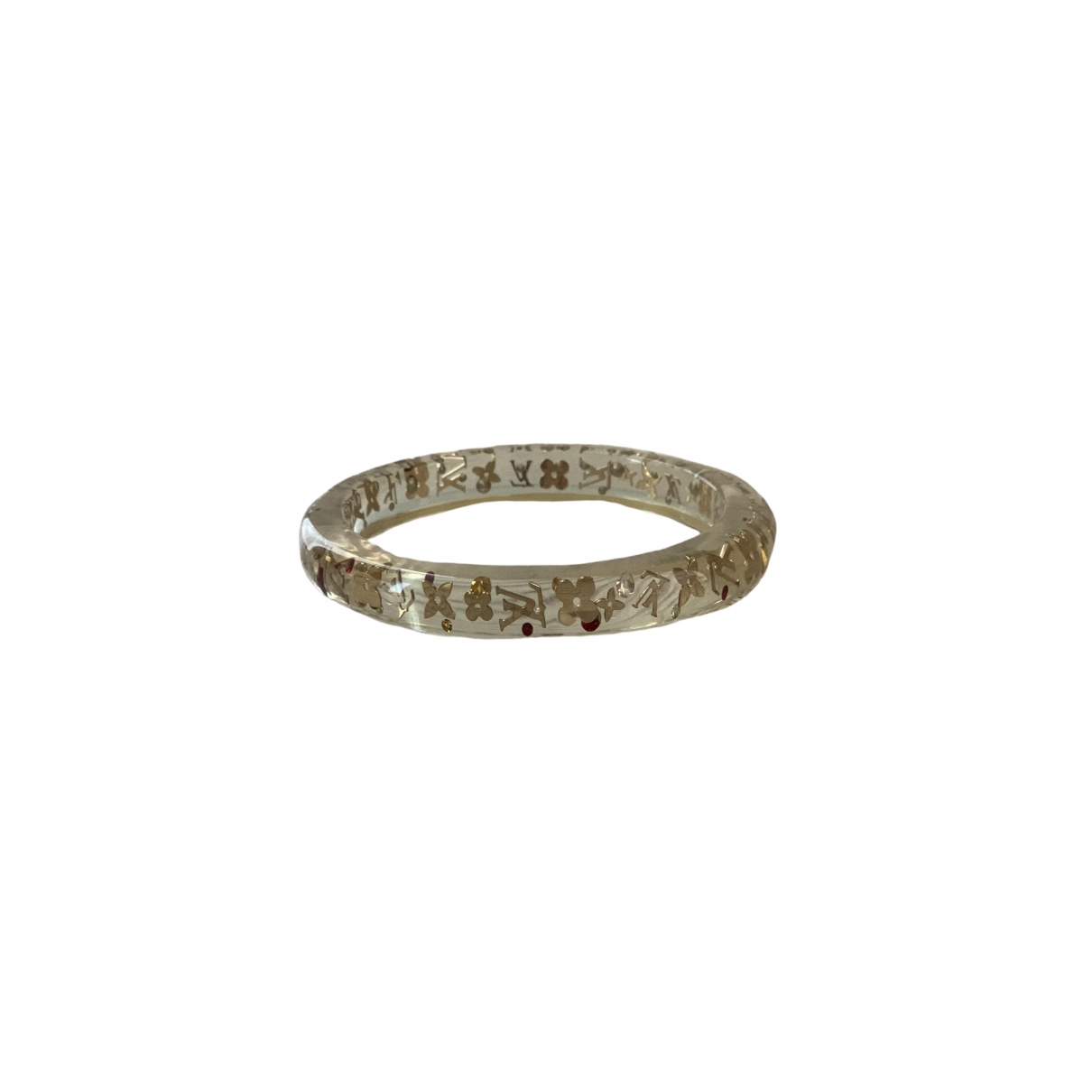Louis Vuitton - Bracelet Inclusion pour femme - dore
