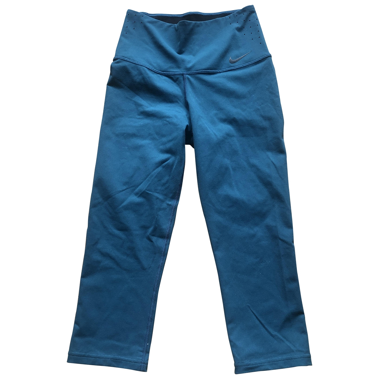 Nike \N Blue Trousers for Women M International