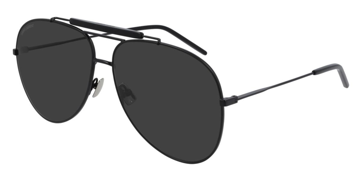 Saint Laurent CLASSIC 11 OVER 002 Men's Sunglasses  Size 64 - Free RX Lenses