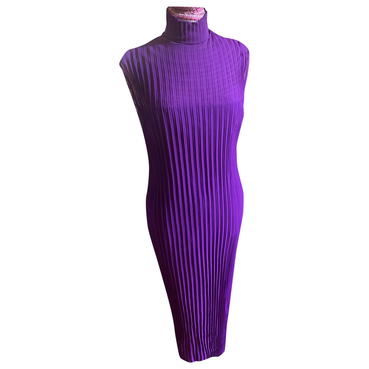 Dolce & Gabbana \N Purple dress for Women 44 IT