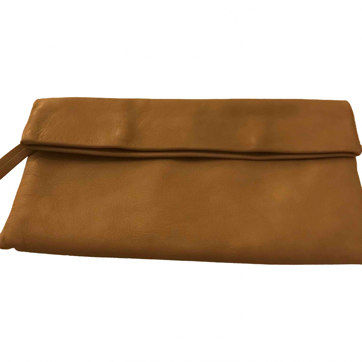 Gianni Chiarini \N Beige Leather Clutch bag for Women \N