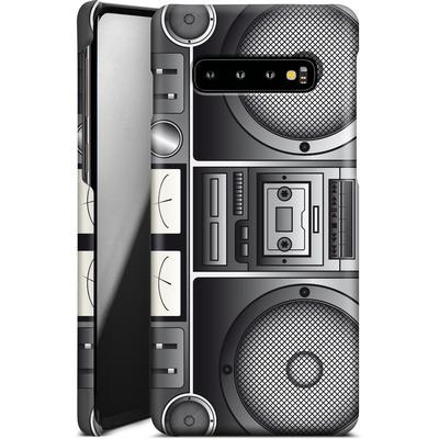 Samsung Galaxy S10 Plus Smartphone Huelle - Beatbox von caseable Designs